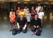 Pierrefonds Day Camps. Children's self-defence workshop. July 2018