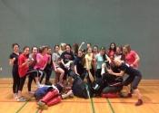 Shawinigan, qc. Today's workshop with 23 wonderful ladies