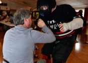 West island MS self help group - Self defence course. Summer 2017