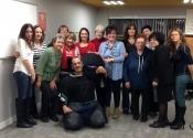 Women's self-defence workshop - Ahuntsic, November 2015-2