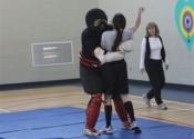 Assault prevention course at Marie Clarac School