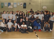 Group normal at Marie Clarac 2014 assault prevention