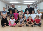 Street Smart workshop for children: Beaconsfield, Sept. 2011