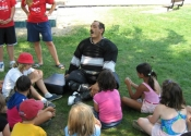 Dollard day camp - Street Smart workshop