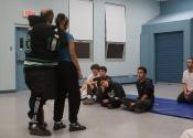 Street Smart workshop for our Karate & Jiu-Jitsu members - Dec 2015