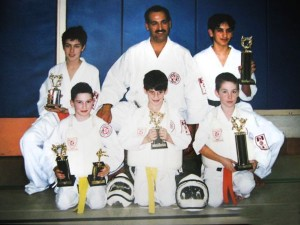 2005 Dawson Karate Tournament