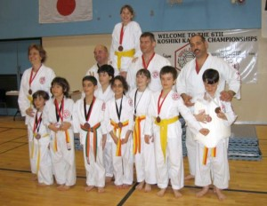 6th Karate Tournament in Toronto