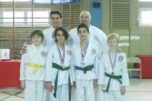 karate koshiki tournament 2011
