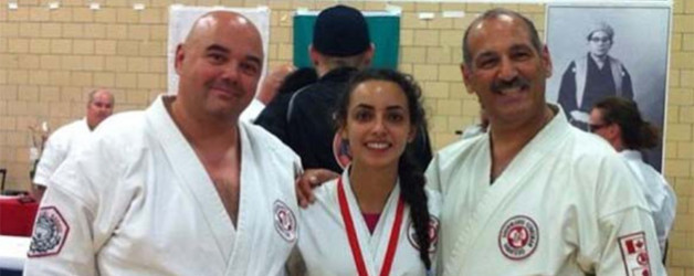 Karate World Cup: West Island Girl Nabs Silver